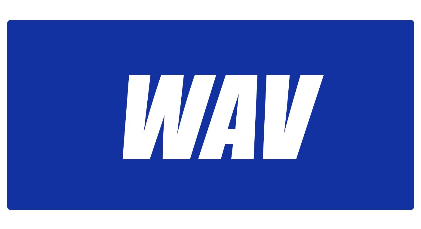 Formato WAV
